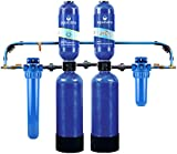Aquasana Whole House Water Filter System - Water Softener Alternative...