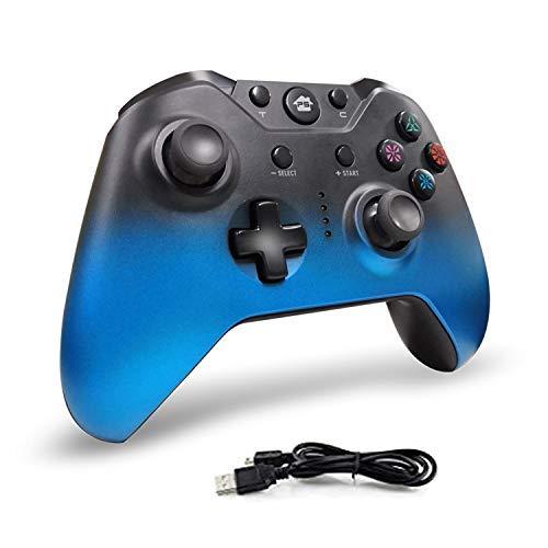 XFF Manette De Jeu Wirele Game Controller Support Gyroscope Mouvement Ergonomique Six Axi Dual Vibration Joystick Gamepad PC