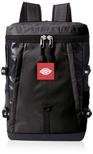 [ディッキーズ] ICONロゴ ボックス バックパック DK ICON LOGO BACKPACK ブラック One Size
