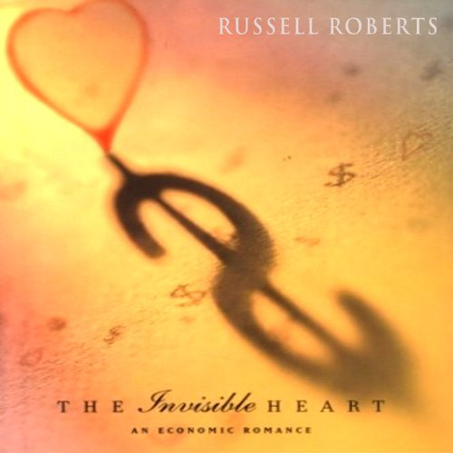 The Invisible Heart audiobook cover art