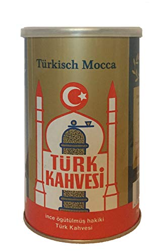 Türkischer Kaffee 250g gemahlen - Türk Kahvesi - Türkisch Mocca