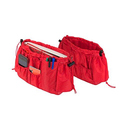 Balvi - Organizzatoreborsa Kangaroo x2 rosso