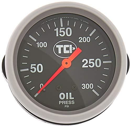 TCI 801100 Manometer 2-5/8 Getriebe schwarz