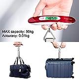 Zoom IMG-2 freetoo bilancia digitale pesa bagagli