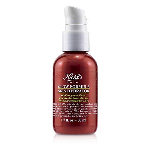 Kiehl's Glow Formula Skin Hydrator femme/woman Gesichtsemulsion, 50 ml