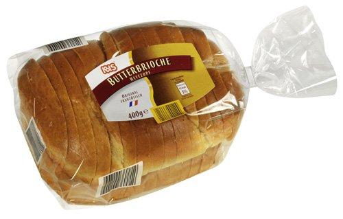 Ibis Original Französische Butter-Brioche, 7er Pack (7 x 400 g)