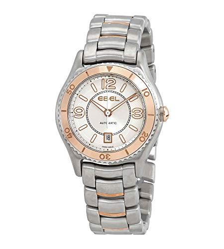 X-1 - Reloj para Mujer (Acero Inoxidable y Oro Rosa)