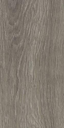 Allura Clickvinyl - Grey Giant Oak (Graue Eiche), 150,5 x 23,7cm, (1 Paket á 2,14m²) Designbelag in Holzoptik für Wohn- und Gewerbebereich, strapazierfähig und pflegeleicht, Art. 60280CL5