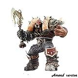 Lilongjiao World of Warcraft Series: Garrosh Hellscream PVC Figure Model Model Toys