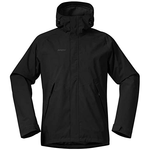 Bergans Ramberg 2-Lagen Insulated Jacket, L, Black/solid Charcoal