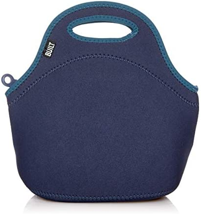 BUILT Gourmet Getaway Neoprene Lunch Tote One Size Celestial Blue product image