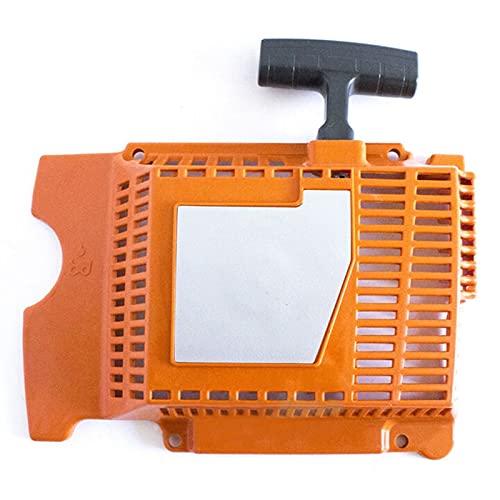 LIBEI El Conjunto de Arranque de rebobinado de Retroceso de plástico de Calidad Duradera se Adapta a Husqvarna 181281288 288XP Reemplazo de Motosierra 501810006 (Color : 1 PCS)