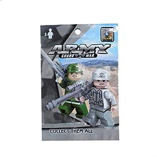 Ausini Army Guard Max War Figure for Kids