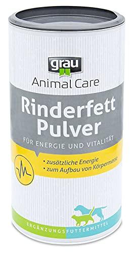 Grau Rinderfett-Pulver (400 g)