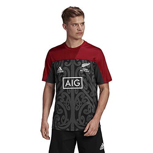 adidas Maori Perf tee Camiseta, Hombre, Negro, 2XL