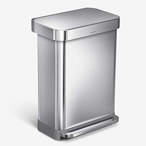 Image of simplehuman 55 Liter...: Bestviewsreviews