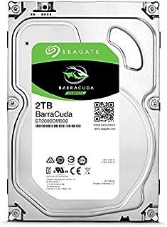 Seagate 希捷 内存硬盘 代理店商品 2TB