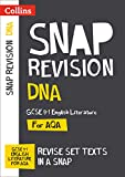 DNA: AQA GCSE 9-1 English Literature Text Guide: Ideal for home learning, 2021 assessments and 2022 exams