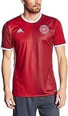 Adidas Camiseta Selección Dinamarca 1ª Equipación 2016/2017 Hombre