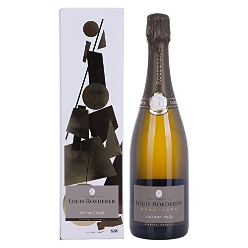 Louis Roederer Louis Roederer Champagne Vintage 2013 12% Vol. 0.75L In Giftbox - 750 ml