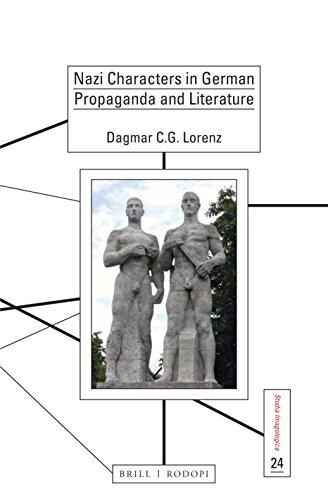 Nazi Characters in German Propaganda and Literature (Studia Imagologica, Band 24)