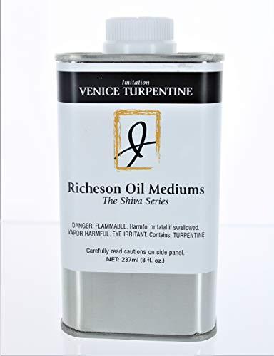 Shiva Venice Turpentine for Oil Colors 8 oz.