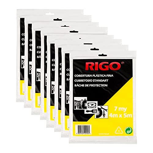 Cubre Tendederos Exterior Marca RIGO