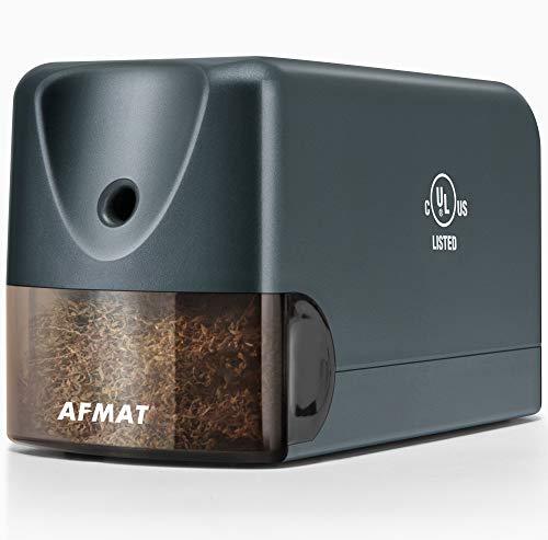 AFMAT Electric Pencil Sharpener Heavy Duty