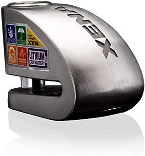 XENA Motorcycle Disc Lock Alarm Double Locking Pin