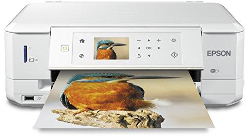 Epson Expression Premium XP-625 Tintenstrahl-Multifunktionsgerät (Drucken, Scannen und Kopieren) weiß