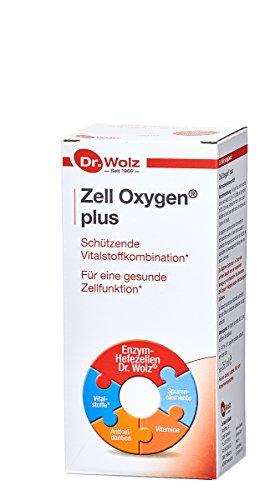 Zell Oxygen Plus | Für eine gesunde Zellfunktion | Regeneration | 250 ml