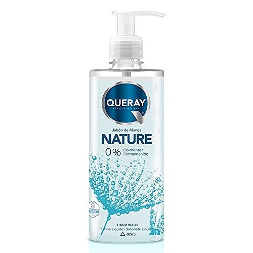 Queray Jabón Manos Líquido Nature - 500 ml.