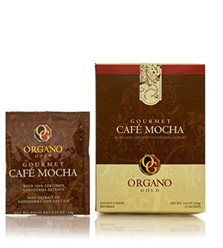 Organo Gold Gourmet Café Mocha - Caffè arricchito con il fungo Ganoderma lucidum