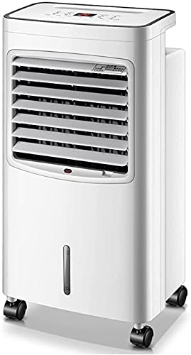 YLKCU Cold fan Evaporative Coolers Cooling And Heating Portable Air Conditioner - 12000 BTU Air Conditioner Unit with Remote Control - Mobile Heater And Cooler Fan, Energy Class A