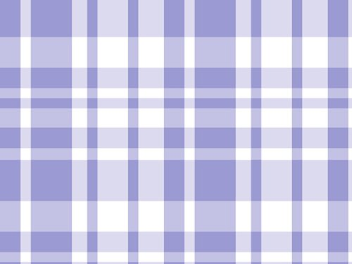 Lavender Plaid Wrapping Roll 24 Inches X 16 Feet - All-Occasion Wrap Paper