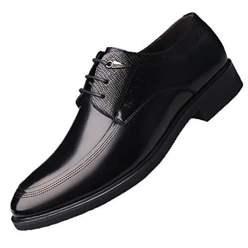 Zapatos de Vestir para Hombre, Zapatos clásicos Derby de Novio para Fiesta...