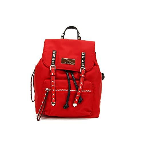 binnari - Bolso 17450-VEL para: Mujer Color: Rojo Talla: Talla única