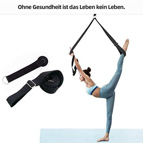 Vandeep - Fascia Elastica per Stretching, per Yoga, Danza e Ginnastica