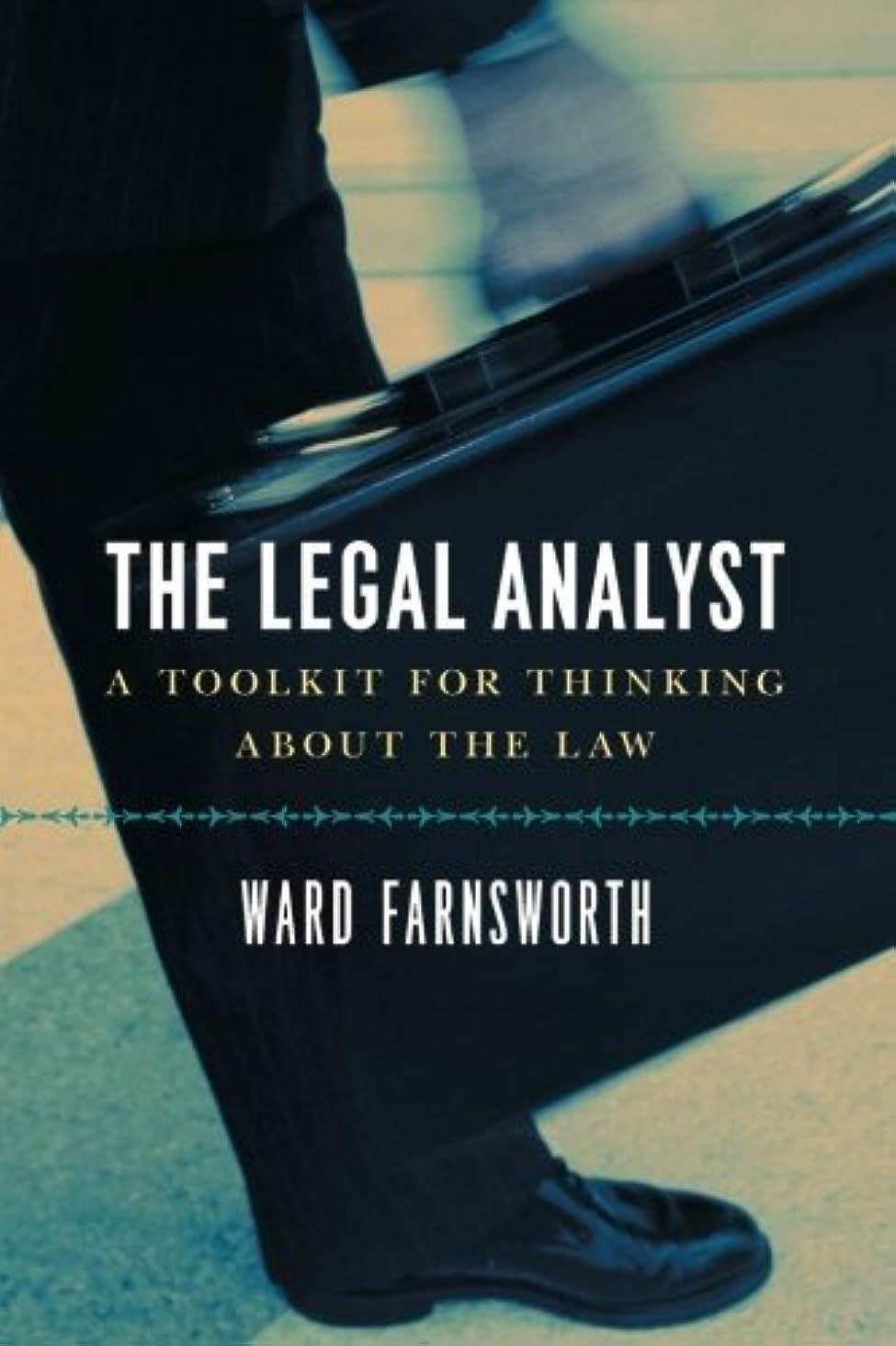ヘッジ他に擬人The Legal Analyst: A Toolkit for Thinking about the Law (English Edition)
