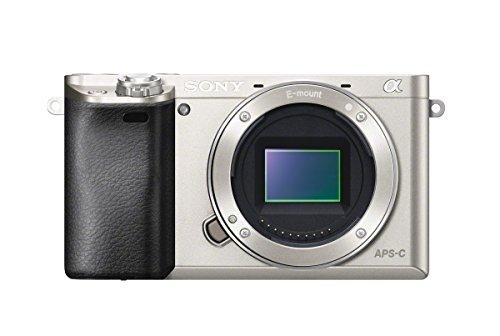 Sony Alpha 6000 Systemkamera (24 Megapixel, 7,6 cm (3