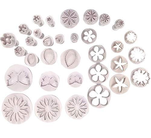 Herramientas para decoración de tartas, juego de moldes para repostería, accesorios para...