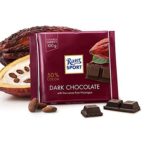 Ritter Sport Fondente 50% Cacao, 100g