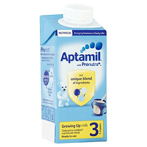 Aptamil 3 Growing Up Milk ab 1 Jahren, 200 ml