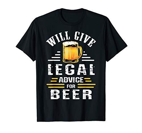 Rechtsanwalt Tipp für Bier   Jura Student   Männer Frauen