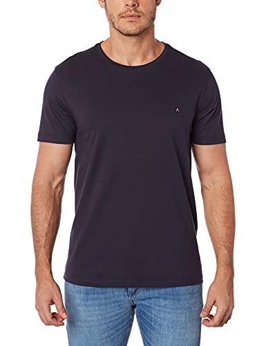 Camiseta Básica, Aramis, Masculino, Marinho, XGG