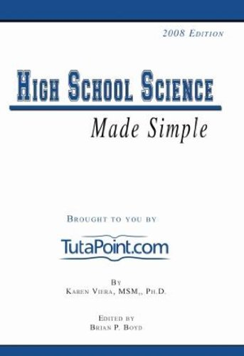 High School Science Made Simple (High School Made Simple Book 1) (English Edition)