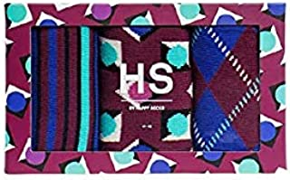 HS by Happy Socks Holiday Big Dot Gift Box Calcetines, Multicolor (5300), Talla única Unisex Adulto