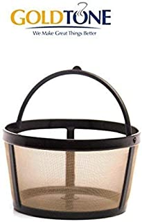 GOLDTONE Reusable 4 Cup Basket Mr. Coffee Replacment Coffee Filter – Mr. Coffee..
