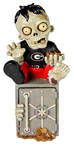 georgia bulldog figurine - 9
