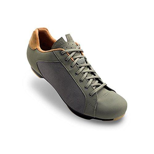 Giro Republic Mens Urban Cycling Shoe − 40, Army/Gum (2017)